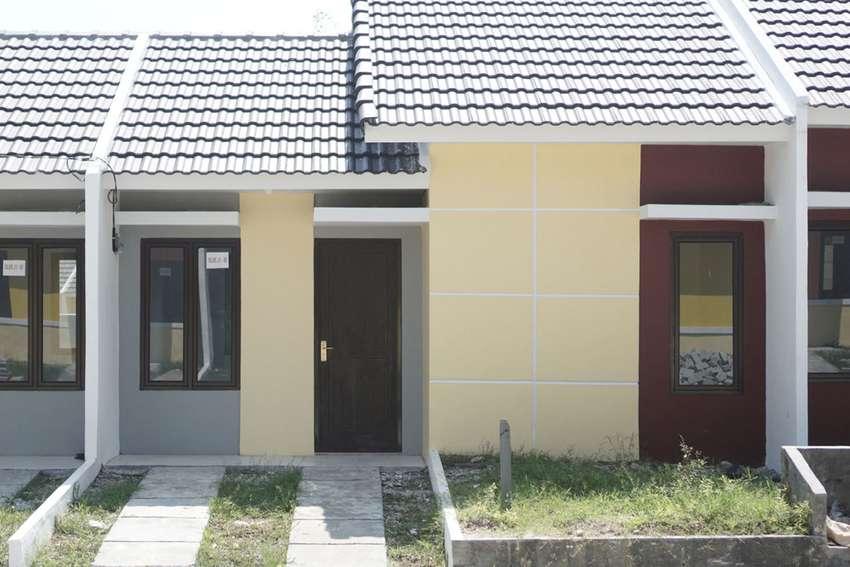 Rumah Subsidi Cantik dan Nyaman di Maja  Akses BSD City Serpong | 0