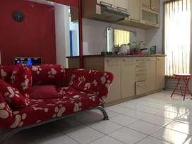 Apartemen 2 kamar Kalibata City blok D, Lantai 5, 350 jt