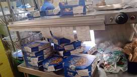 Work of delivery boy  on dominos pizza..need driving license