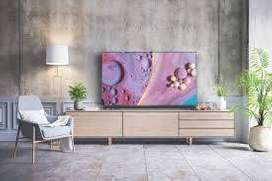 40 INCH 4K ANDROID TV+STABILIZER FREE +WALL STAND FREE