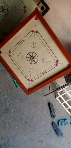 New caom board with coins