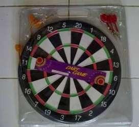 Papan Dart / Dart Game / Dart Board Besar 17inch