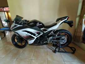 Jual Ninja 250FI SE ABS 2014