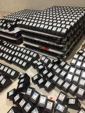 Membeli tinta cartridge kosong atau bekas dan sisa stok kantor