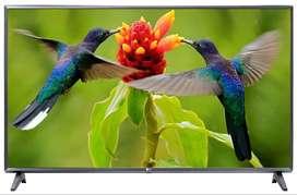 42 inch smart LED TV (Sharp image (clear audio}}
