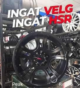 Matador Velg HSR Peak Ring15 Manado