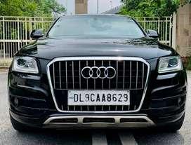 Audi Q5 2.0 TDI quattro Premium Plus, 2015, Diesel