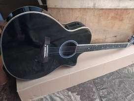 Gitar akustik elektrik new lakewod