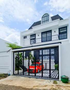 Rumah cantik dan mewah furnish di Palmerah Malang