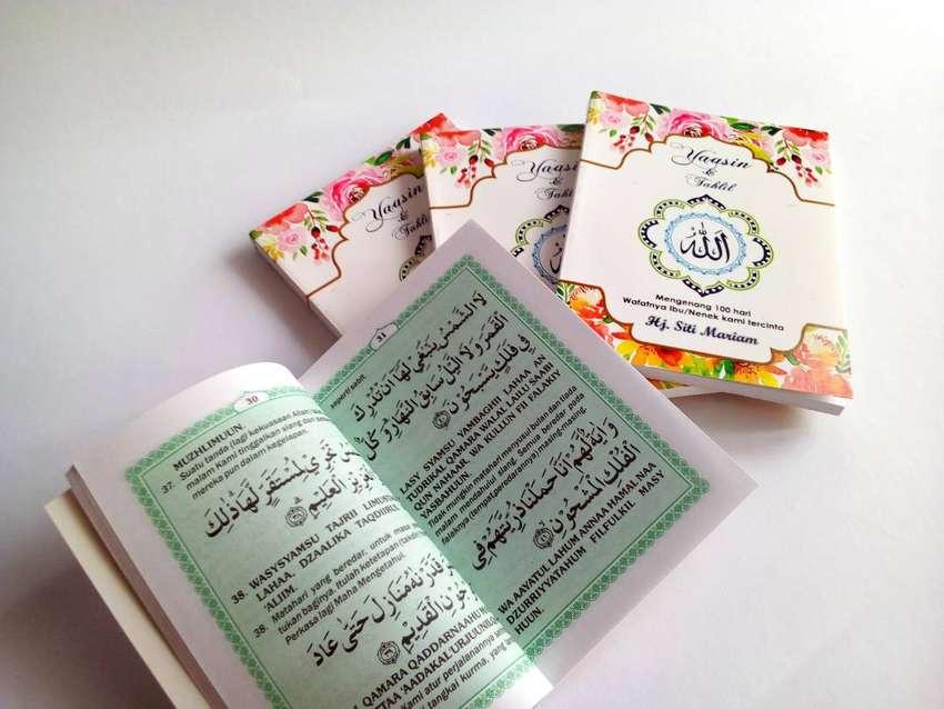 Buku Yasin dan Tahlil Murah dan Lengkap di Kediri 0