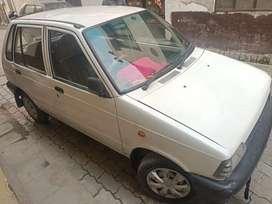 Maruti Suzuki 800 2002 Petrol 80000 Km Driven