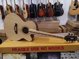Gitar Akustik Gibson dobel round maple fingerboard