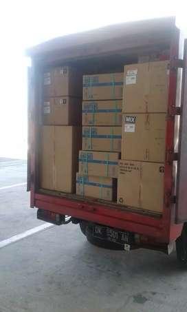 jasa pick up box L300 siap antar jemput barang
