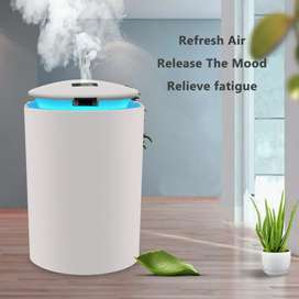 Air Humidifier Aromatherapy Oil Diffuser LED Backlight 260ml