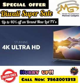 42 inch smart LED TV    Full HD 4k Supportable [Buy Now]