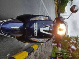 Suzuki Access 125 Sepical edition with Chrome Finishing