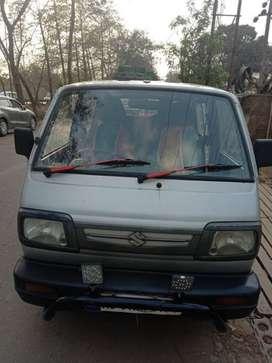 Maruti Suzuki Omni MPI STD BSIII 8-STR W/ IMMOBILISER, 2008, Petrol