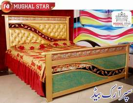 Super ark bed' iron bed
