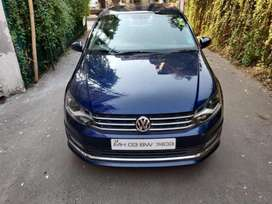 Volkswagen Vento 1.2 TSI Highline Plus AT, 2015, Petrol