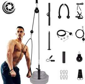 Fitness and gym equipments services