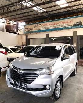 Toyota Avanza G 2017 TGN 1/PJK 1TH/ Angs 2jtan