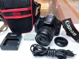 Canon 500d mantap murah plus bonus nih