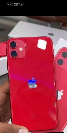 Iphone 11, 64gb Red