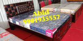 Top quality brand queen size cot with 5 year warranty s 12