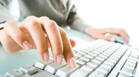 Data Entry Operator (Work From Home)