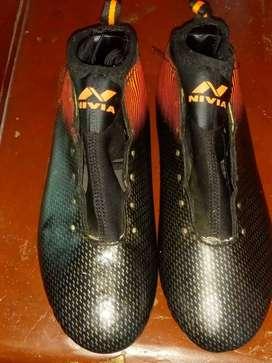 Nivia football shoes 7 uk