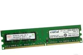 DDR 2 ram 2gb