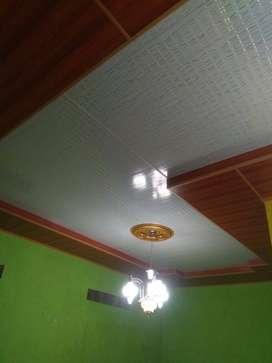 PROMOO!!!pasang plafon pvc shunda/indofon di wonosari gunungkidul