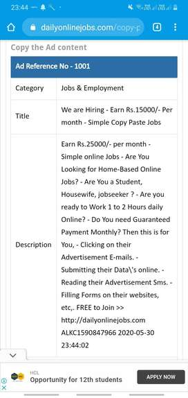 Freelancers,work from home,earn more and more, get the job and earn.