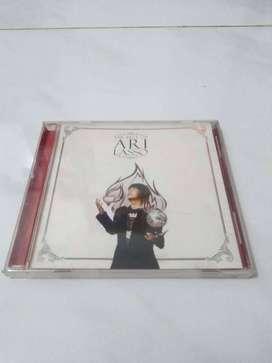 CD lagu The Best of Ari Lasso