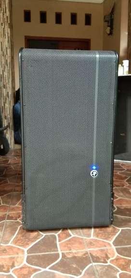 Speaker active 3 way mackie hd1531 original mulus mantap