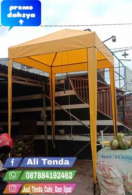 Tenda cafe baru free ongkir gan