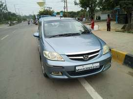 Honda City ZX V Tech 2006 Petrol and CNG Well Maintained