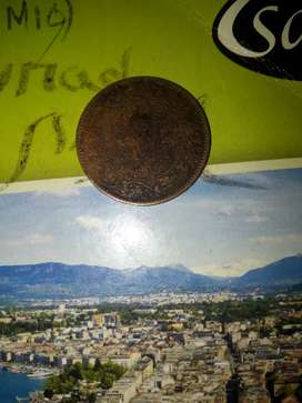 1 rupee coin old 1930