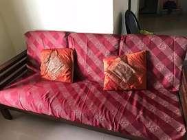 Sofa Set 3 + 2 with matress