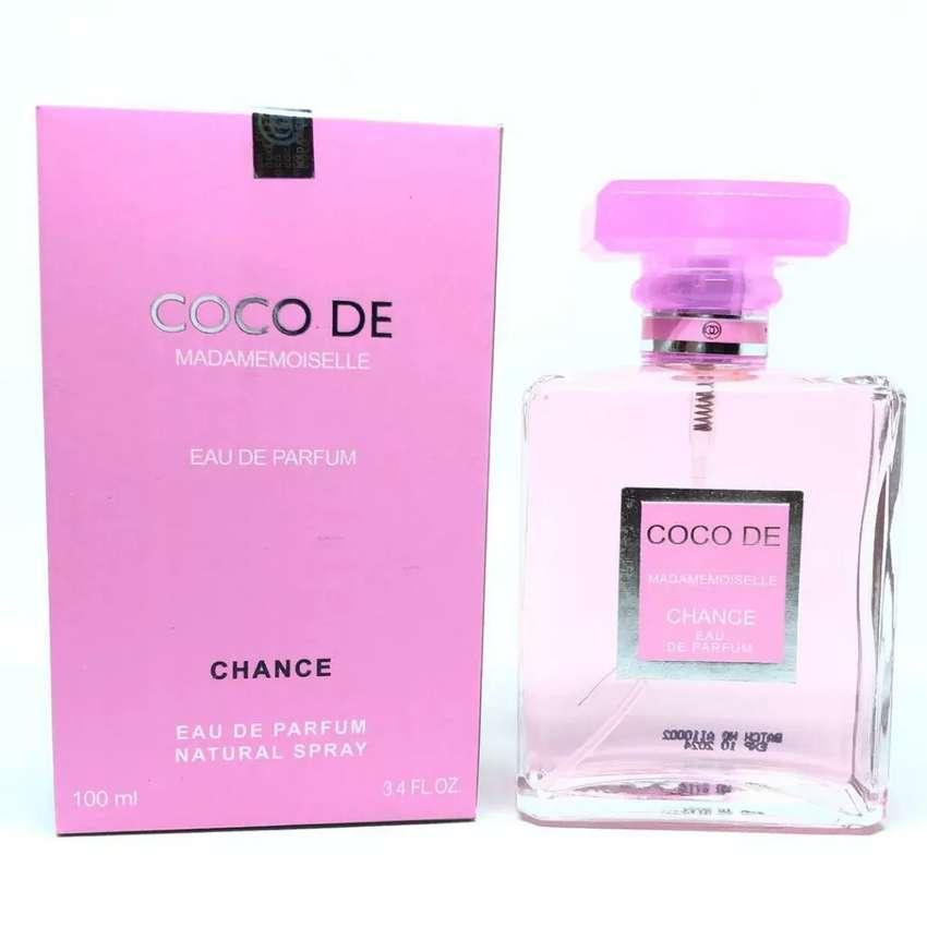 Parfum coco de madamemoiselle