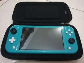 Nintendo switch lite game bukan PS, free pouch original hori