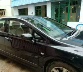 Honda city for daily rent