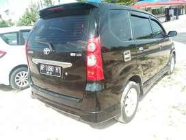 Toyota avanza 2008 auto