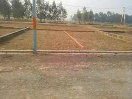Plot available at Interest free EMI of Rs 5600 pm at Raebareli Road