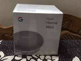Speaker google home mini