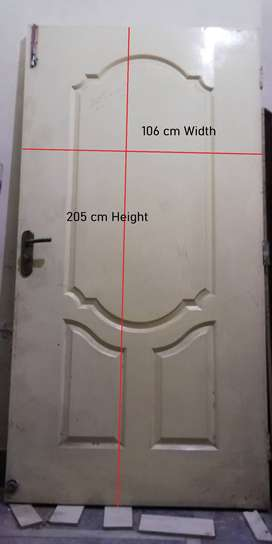Wooden Doors (Ply) (3 Different Sizes)