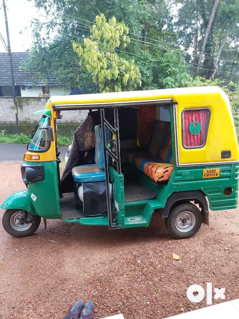 CNG bajaj maxima Auto-rickshaw 2019 model 0