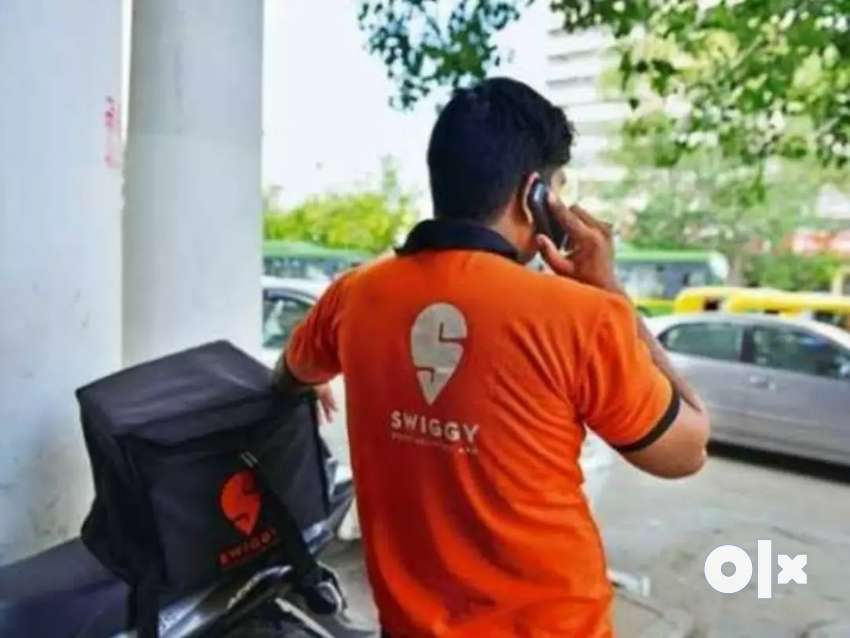 Swiggy Food delivery job 0