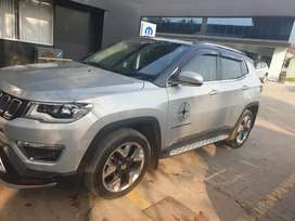 Jeep compass Limited plus petrol Automatic