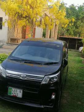 move car for sale full option key less entry